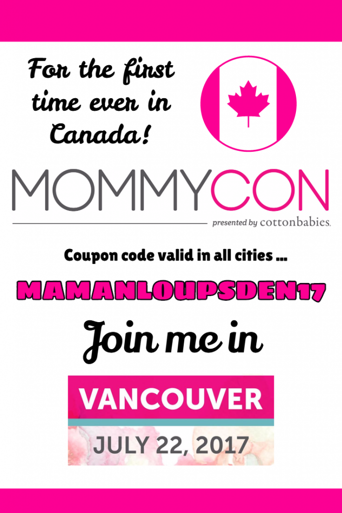 MommyCon Vancouver 2017 Coupon Code