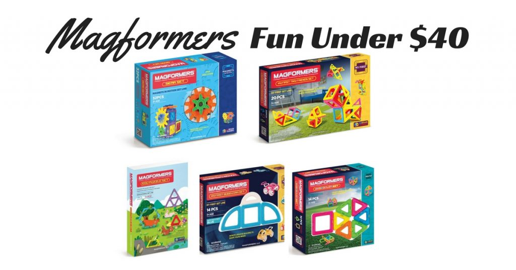 Magformers Fun Under $40 – Last Minute Holiday Gift Ideas!