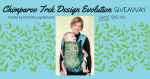 Chimparoo Trek Design Evolution Carrier Giveaway