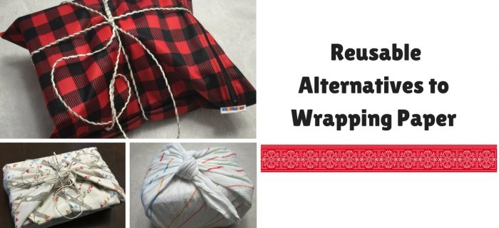 Reusable Alternatives to Wrapping Paper