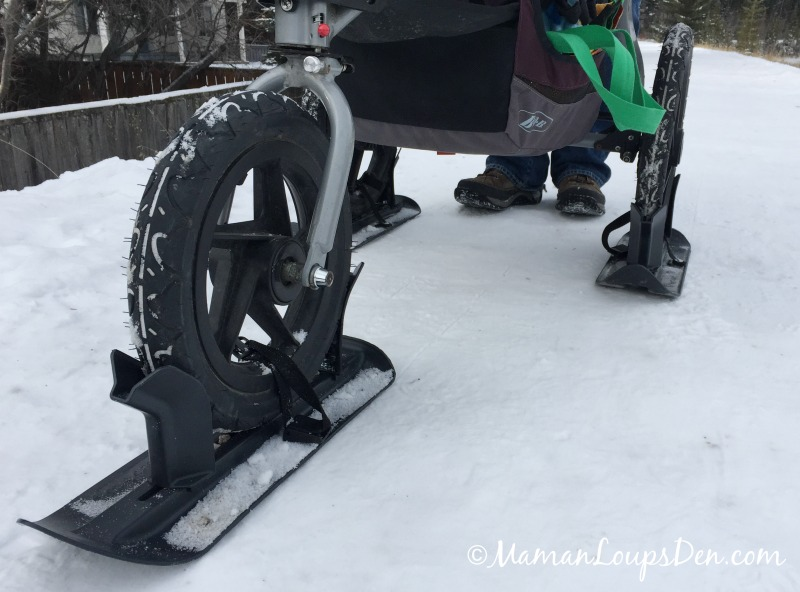 Skis ... for your stroller - Premier Ski Review