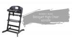 guzzie+Guss Banquet Wooden High Chair Review {+ giveaway}