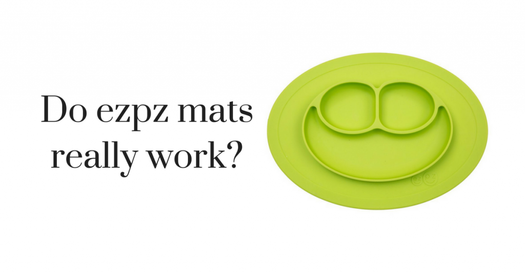 Do ezpz mats really work?