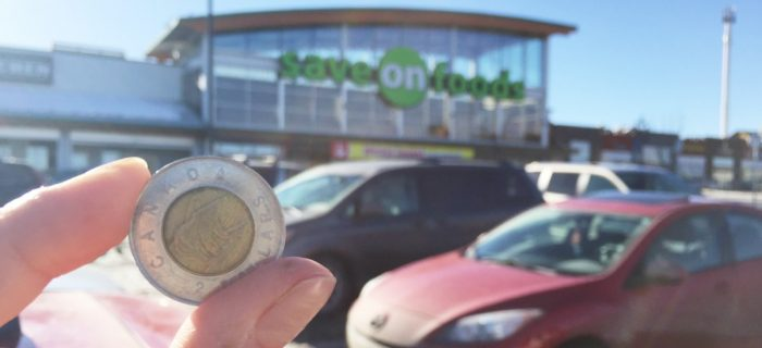 Give a Toonie, Fill a Tummy #Toonies4Tummies