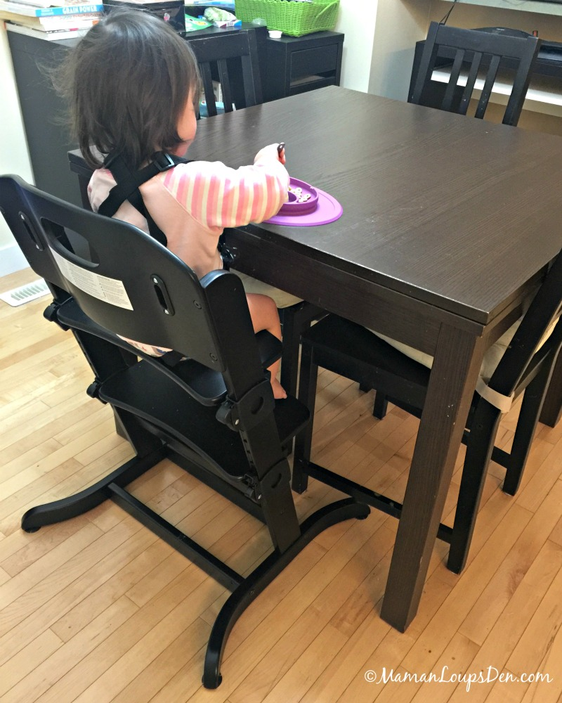 guzzie+Guss Banquet Wooden High Chair Review