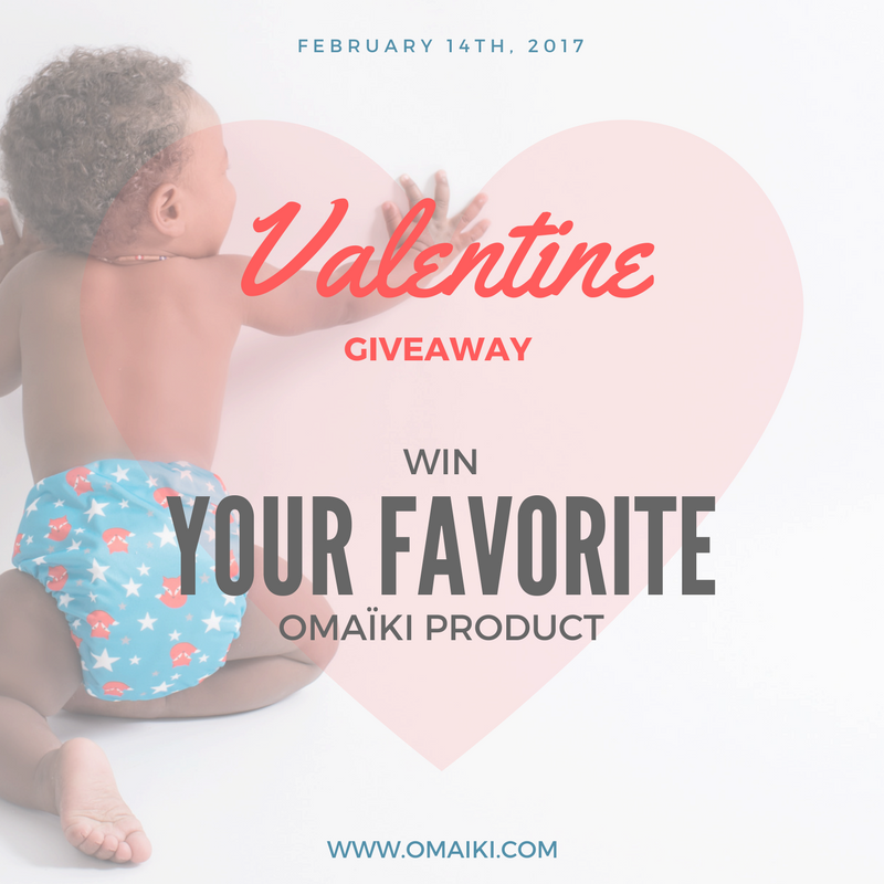 Omaiki Promo - buy 6 get 1 and a giveaway
