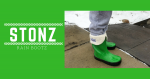 Stonz Rain Bootz Review {+ giveaway}