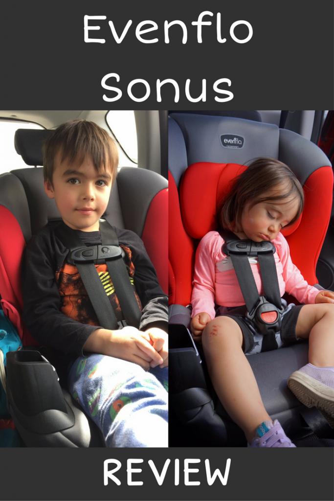 Evenflo Sonus Convertible Car Seat Reviews