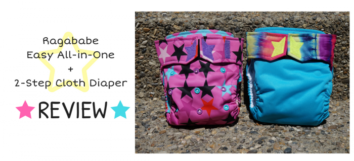 RagaBabe Cloth Diaper Review {+ giveaway}