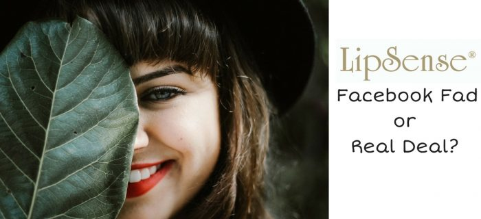 LipSense: Facebook Fad or Real Deal? {+ coupon code & giveaway}