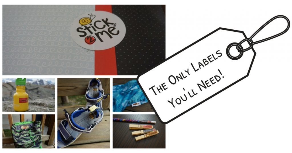 Stick2Me Labels: The Only Labels You'll Ever Need!