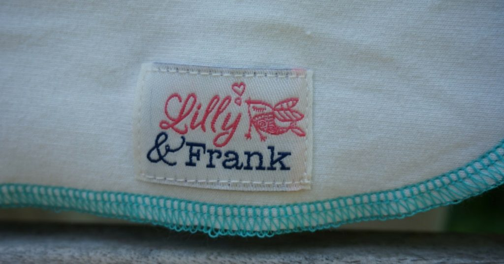 Lilly & Frank Dream Flat Diaper Review