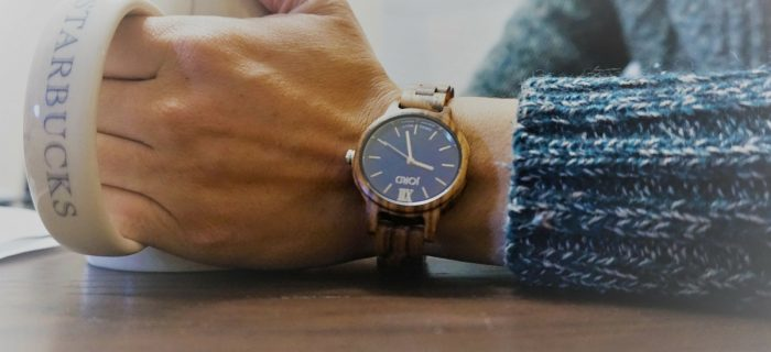 Moms can keep time in style with JORD {+ coupon code & giveaway}