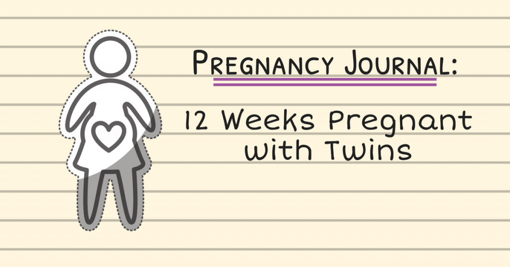 12 Weeks Pregnant with Twins