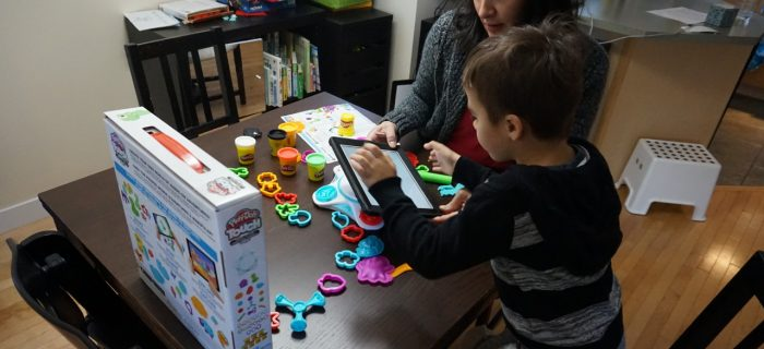 Bring Your Child's Imagination to Life with Play-Doh Touch
