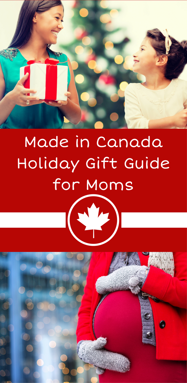 Made In Canada Holiday Gift Guide For Moms Coupon Codes