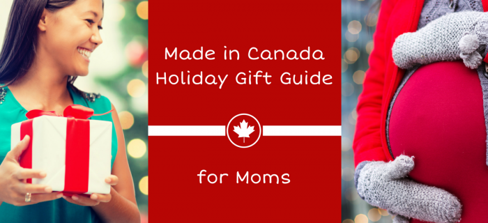 Made in Canada Holiday Gift Guide for Moms {+ coupon codes & $100 cash giveaway}