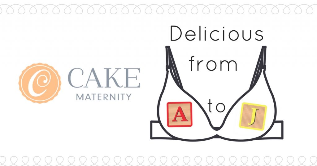 Cake Maternity: Delicious from A to J
