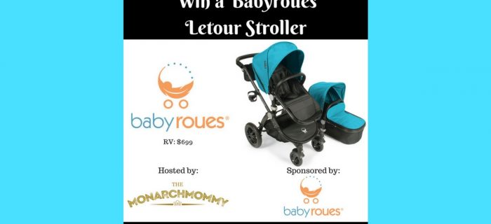 Win Your Choice of Babyroues Stroller! {Canada only}