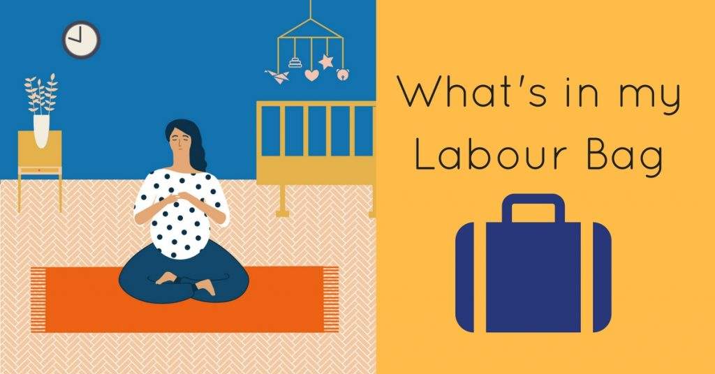 What's in my Labour Bag