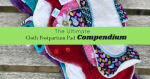 The Ultimate Cloth Postpartum Pad Compendium