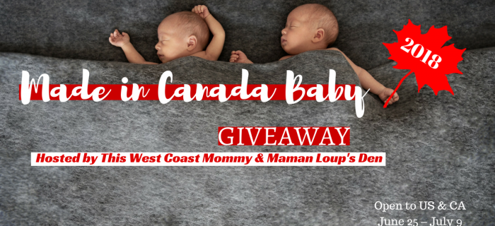 Made in Canada Baby 2018 – Now Accepting Sponsor Sign Ups
