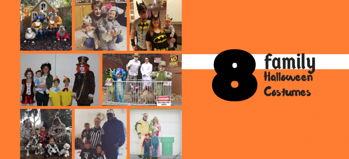 8 Family Halloween Costume Ideas