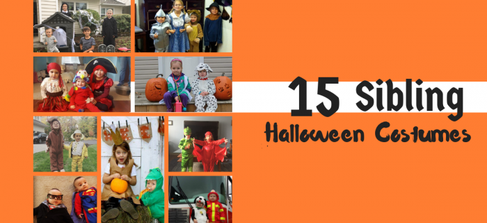 15 Sibling Halloween Costume Ideas