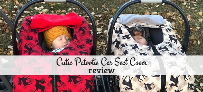 Cutie Patootie Car Seat Cover Review
