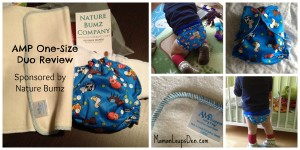 AMP OS Diapers Review ~ Maman Loup's Den