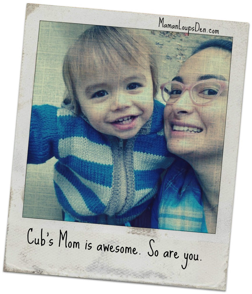 His SAHM Wife is Awesome. So are you!