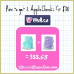 Well, Well, Well! Two AppleCheeks Covers for $30! {updated}