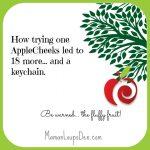 I Picked the Forbidden Fruit… How AppleCheeks Diapers Took Over My Stash