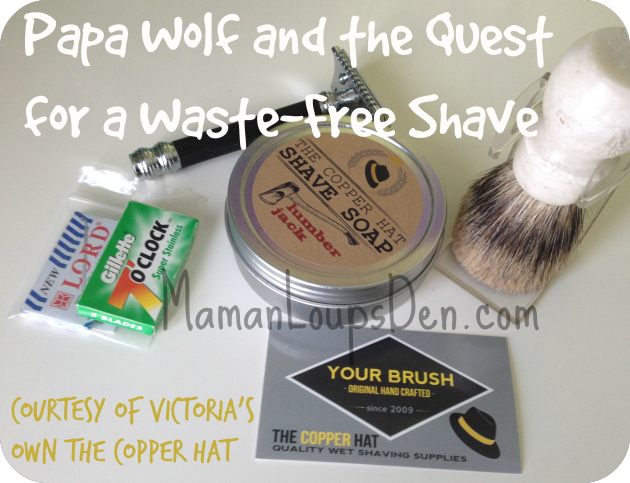 The Quest for a Waste-Free Shave