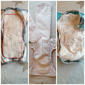 3 Overnight Cloth Diapering Options Evaluated ~ Maman Loup's Den