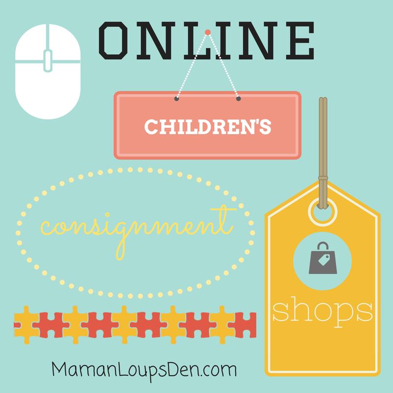 Online Children's Consignment