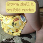 Dreams do come true! My GroVia Shell and Prefolds Review