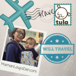 Have Tula, Will Travel: Babywearing for Travel