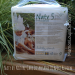 "Naty by Nature Care ""Green"" Disposable Diaper Review"