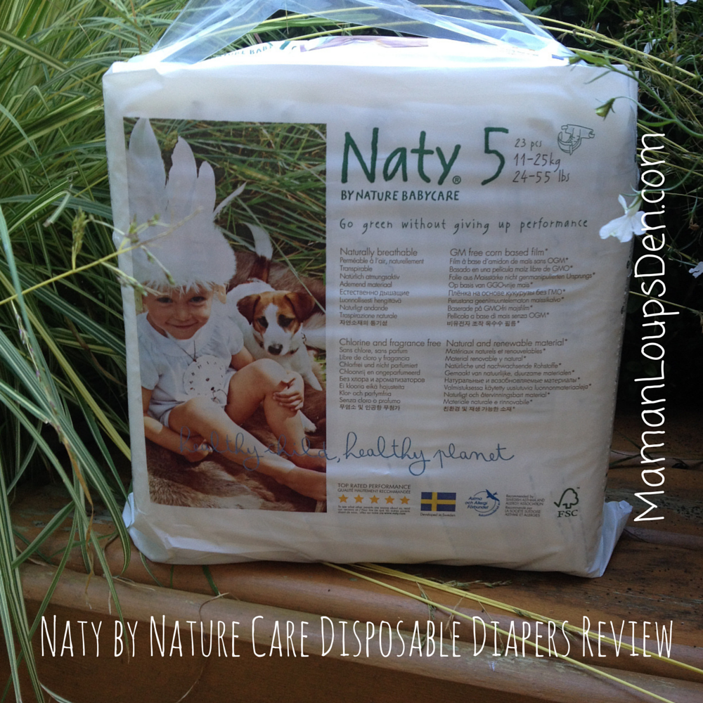Naty by Nature Care Review