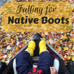 Falling for Native Boots