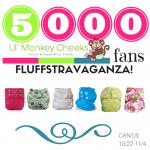 Lil\' Monkey Cheeks 5000 Fans FluffStravaganza!