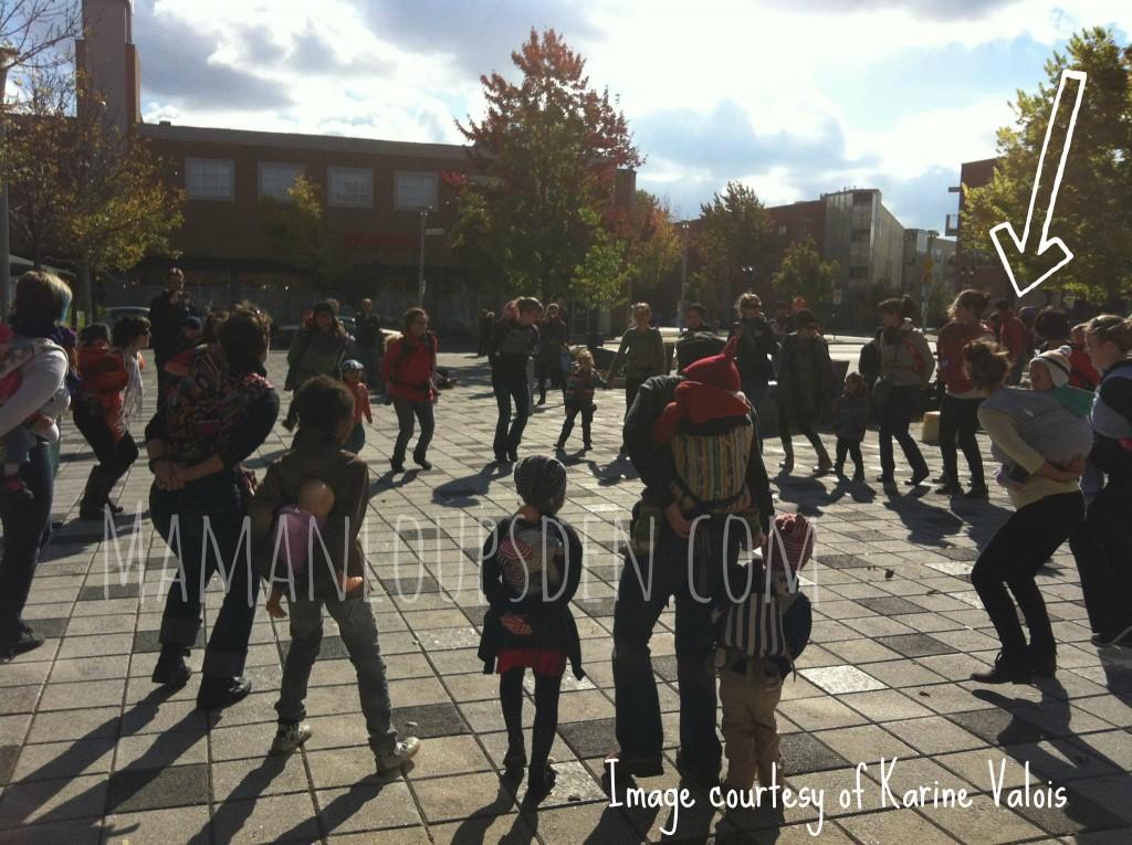 Montreal Flash Mob