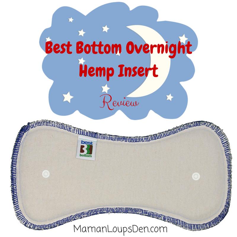 Best Bottom Overnight Insert Review