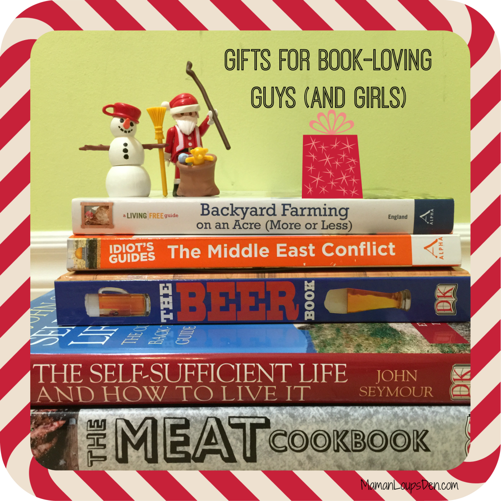 Gifts for Guys and Gals Who Love Books