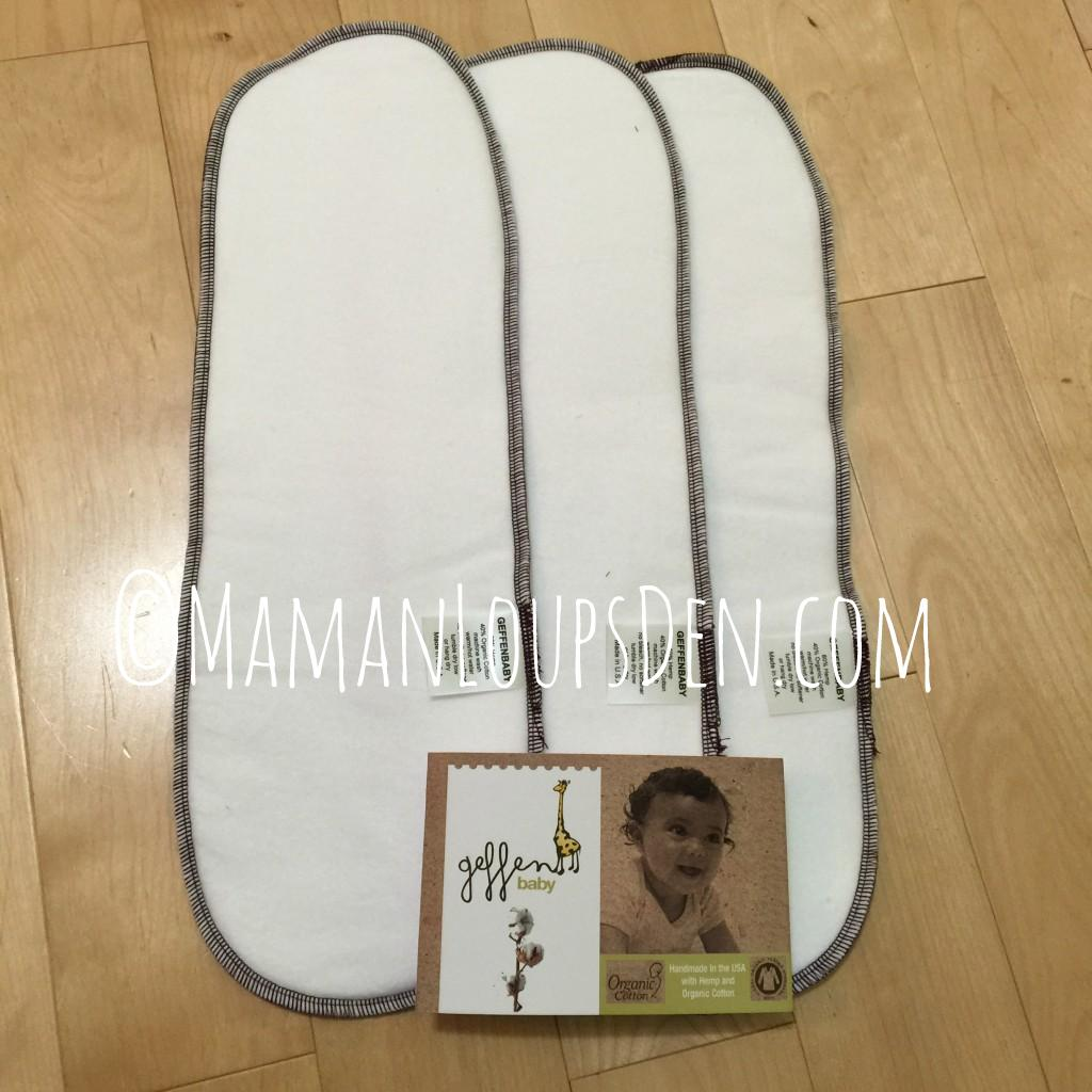 Geffen Baby Inserts Review