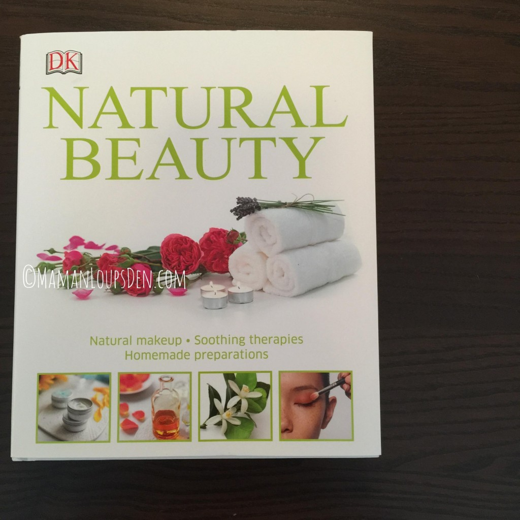 DK Books Natural Beauty Review