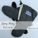 Stonz Mittz Review: Helping us survive winter!