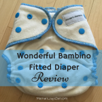 Wonderful Bambino Fitted Diaper Review