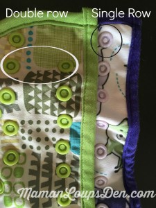 Closure Rows: Cloth Diaper Cover Comparison